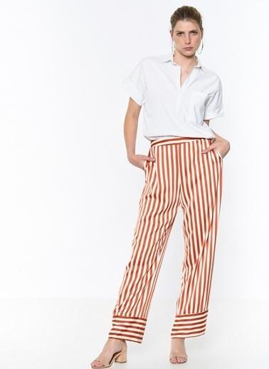 Vero Moda Pantolon Renkli
